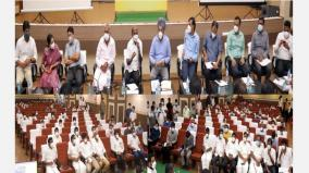 ministers-headed-by-3-mps-16-mlas-chennai-corporation-officials-consult