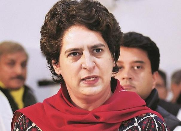 remove-gst-on-life-saving-medicines-equipment-used-in-covid-19-fight-priyanka-to-govt