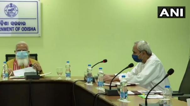 narendra-modi-holds-meeting-with-odisha-cm-naveen-patnaik