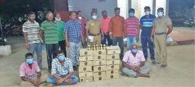 3-arrested-for-smuggling-liquor