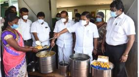 free-food-on-behalf-of-dmk-at-coimbatore-amma-restaurants-action-to-provide-in-nilgiris-tiruppur-erode