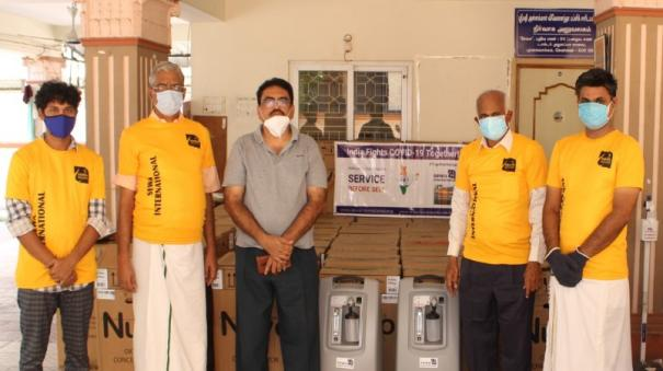 50-oxygen-concentrators-for-hospitals-provided-by-sevabharati