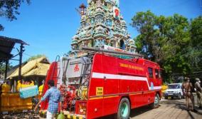 fire-at-mandaikadu-temple