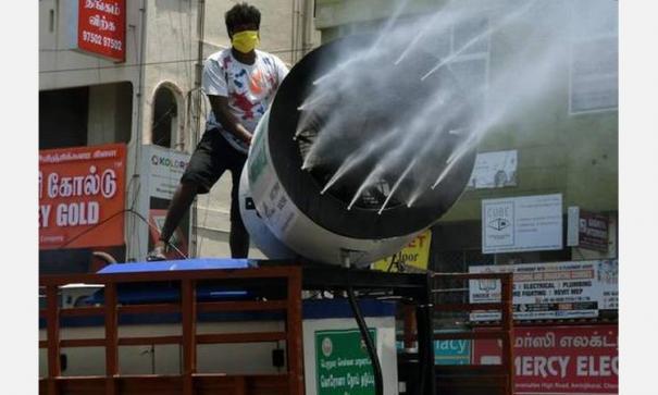 corona-disinfectant-spray