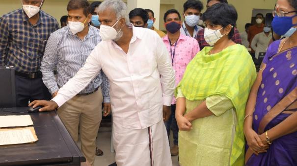 minister-sekar-babu-launchs-digital-scanning-scheme