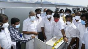 water-from-vaigai-dam-released