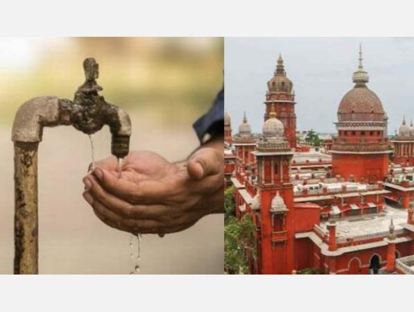 rural-people-need-drinking-water-the-high-court-itself-came-forward-and-took-up-the-matter-in-the-email-complaint