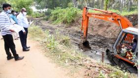 mettur-dam-opening-rs-1-60-crore-dredging-works-on-karur-district-waterways