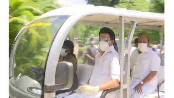 chief-minister-mk-stalin-conducts-inspection-at-vandalur-zoo