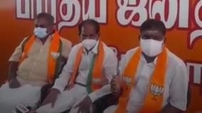puducherry-bjp-leaders-says-postings-are-not-important-to-them