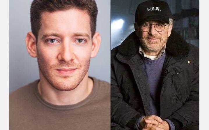 வீட்டிலும் ஆக்ஷன் சொன்ன ஸ்டீவன் ஸ்பீல்பெர்க்: மகன் ஸாயர் பகிர்வு | How Steven Spielberg's directorial skills helped son Sawyer get up for school