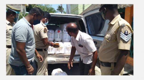 25-lakh-worth-of-liquor-confiscated