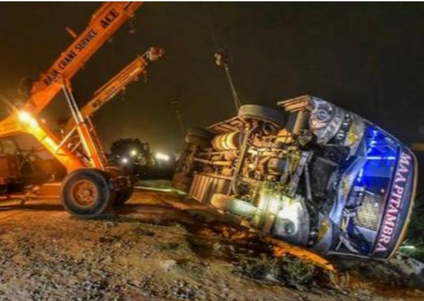 17-killed-in-kanpur-road-accident-rs-2-lakh-funded-by-prime-minister-modi