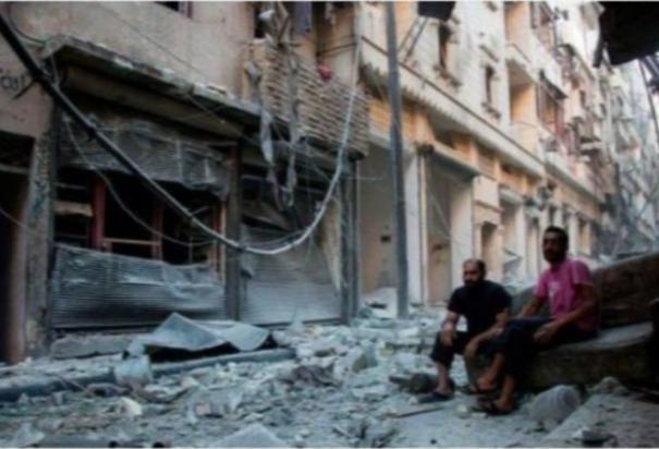 israeli-air-attacks-struck-central-syria