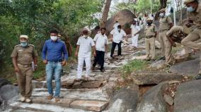 study-to-build-torch-road-to-hosur-noorondu-samimalai-hill-people-happy