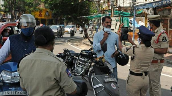 70-policemen-died-of-corona-in-telangana