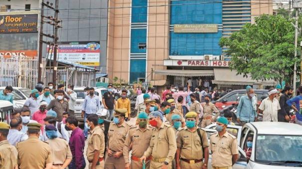 hospital-sealed-in-uttar-pradesh