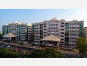rajiv-gandhi-government-general-hospital-8th-floor-female-body-died-of-infection-police-announcement