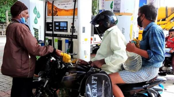 for-the-first-time-in-tamil-nadu-petrol-price-crossed-100-rupees-in-kodaikanal-vaughan-drivers-shocked