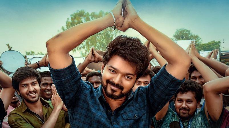 2021ல் பிரபலமான இந்தியப் படங்கள்: முதலிடத்தில் மாஸ்டர் | Vijay's Master tops IMDb list of most popular Indian films in 2021