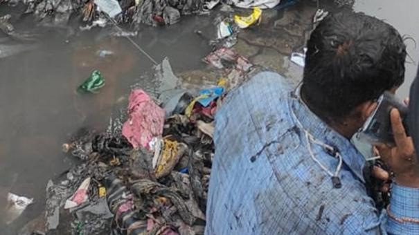 on-camera-sena-mla-dumps-garbage-on-man-for-not-getting-drains-cleaned