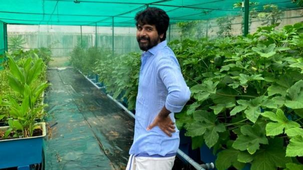 sivakarthikeyan-vegetable-farm-photos-becomes-viral-on-social-media