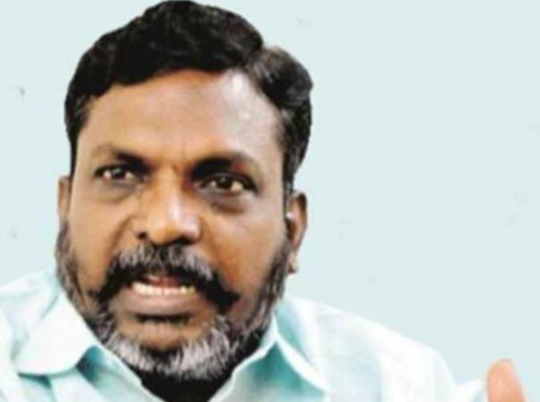 thirumavalavan-slams-central-government