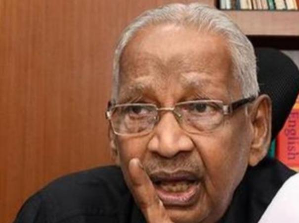 K Veeramani on priest issue
