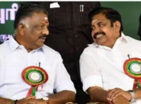 ops-elects-as-opposition-vice-president-selection-of-aiadmk-executives-including-whip