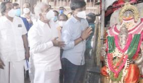 mandaikadu-bagavathi-amman-koil-rs-85-lakhs-alloted