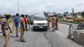 e-pass-mandatory-for-all-foreign-vehicles-coming-to-tamil-nadu-hosur-dsp-order