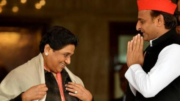 samajwadi-party-will-split-if-bahujan-samaj-mlas-are-included-mayawati-warns-akhilesh