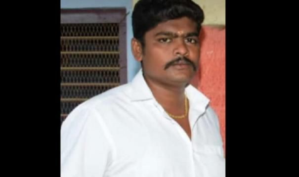accident-in-sivagangai-police-dies-on-the-spot