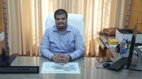 karur-collector-prabhu-shankar-take-charge