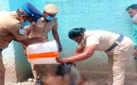 madurai-incident-mother-tries-to-self-immolate-as-son-gets-hitched