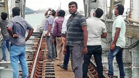 pamban-bridge-technical-snag-rameswaram-train-service-disrupted