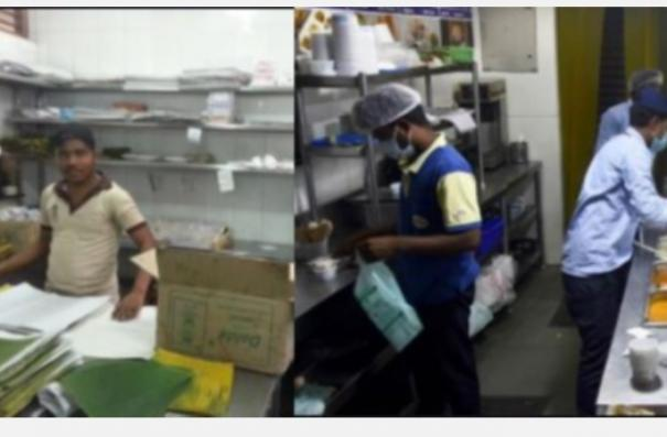 parcel-service-in-restaurants-should-not-separate-saliva-and-mouth-blow-envelopes-health-secretary-s-notice