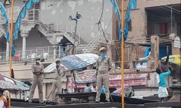 due-to-the-spread-of-corona-holy-bathing-is-not-allowed-in-varanasi
