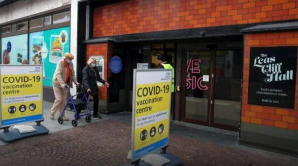 Covid update: 'Third wave in UK'