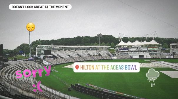 doesnt-look-great-dinesh-karthik-gives-weather-update-from-southampton