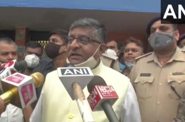 union-minister-ravi-shankar-prasad-said-in-bihar-s-patna