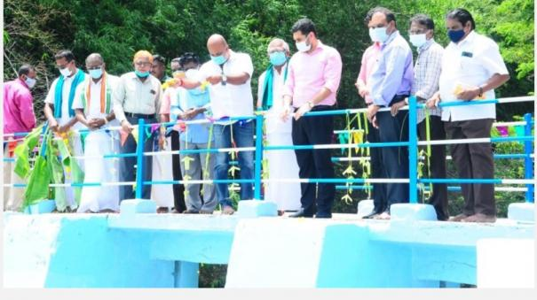 opening-of-water-for-irrigation