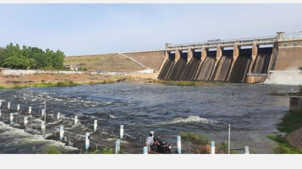 aigai-dam-for-drinking-water-requirement-of-ramanathapuram-district