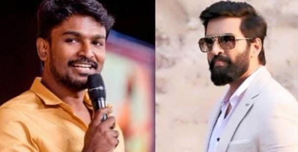 aadai-director-and-santhanam-join-hands