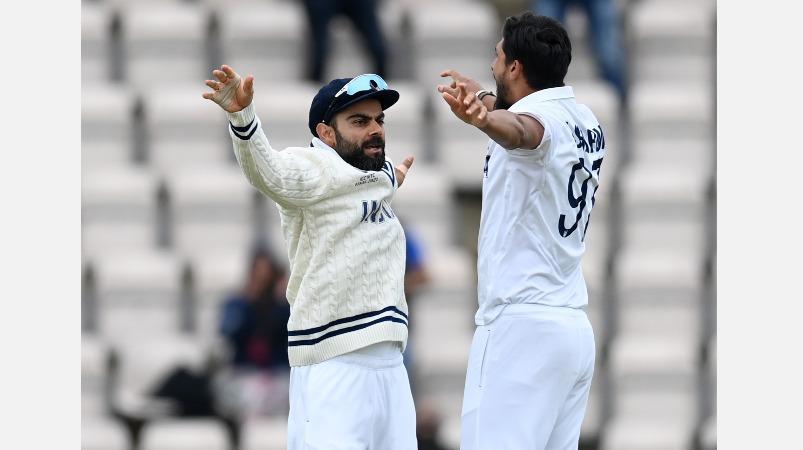 இந்தியா – நியூஸிலாந்து இடையேயான உலக டெஸ்ட் சாம்பியன்ஷிப் போட்டி; முடிவை தீர்மானிக்கும் நாள்: வானிலை நிலவரம் என்ன?   India vs New Zealand, WTC Final, Southampton weather today: No rain on Day 6