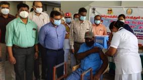 vaccination-for-more-disabled-in-tirupatur-district-alangayam-union-collector-proud