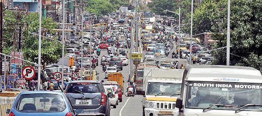 traffic-on-roads