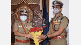 sylenthrababu-appointed-as-30th-law-and-order-dgp-tripathi-handed-over-the-responsibility