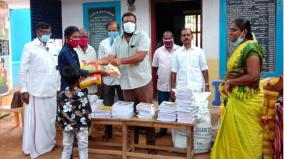 teachers-who-donated-corona-relief-items-to-students-families-flexibility-in-madurai