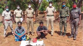 outdoor-dog-hunting-in-coimbatore-2-arrested